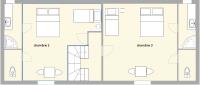 plan-etage-gite
